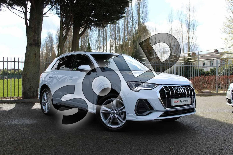 Audi Q3 Finance >> Audi Q3 45 TFSI Quattro S Line 5dr S Tronic for sale at ...