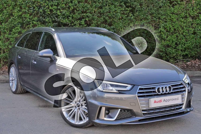 Audi A4 Diesel Avant Diesel 35 Tdi S Line 5dr S Tronic Price