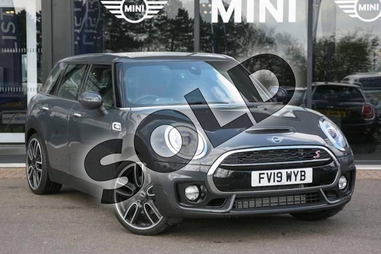 Mini Clubman 20 Cooper S 6dr Auto 7 Speed For Sale At Listers