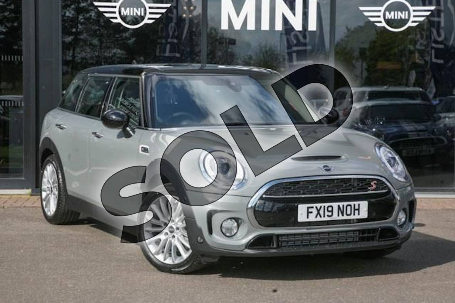 Mini Clubman 20 Cooper S Classic 6dr Auto For Sale At Listers Boston