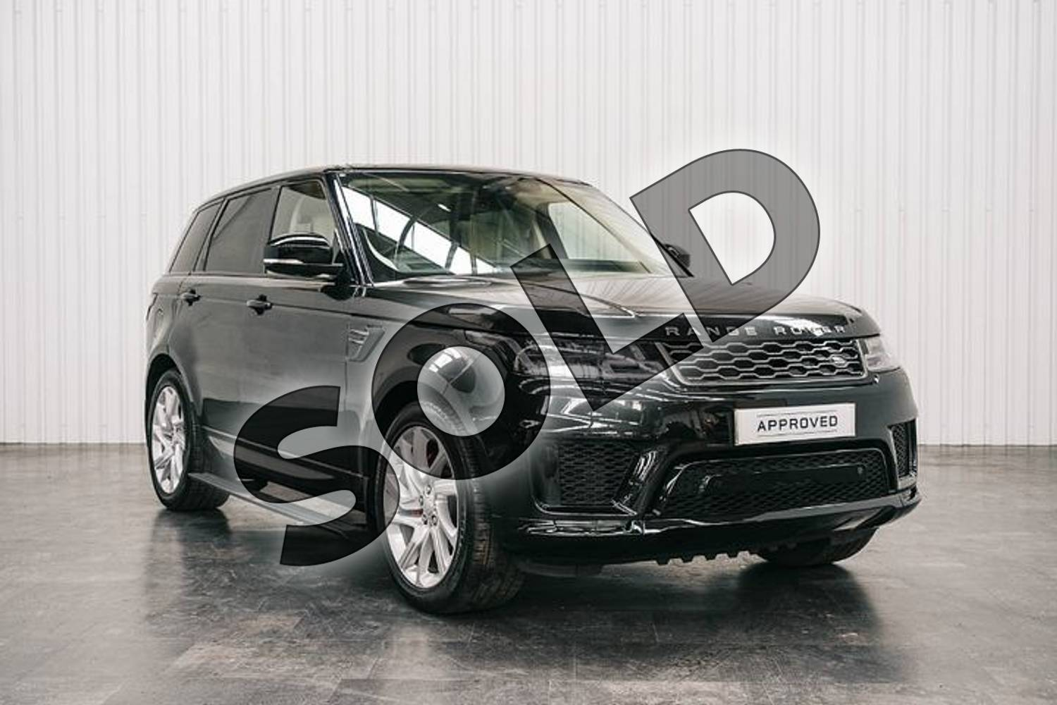 Range Rover Sport 2 0 P400e Hse Dynamic 5dr Auto For Sale At