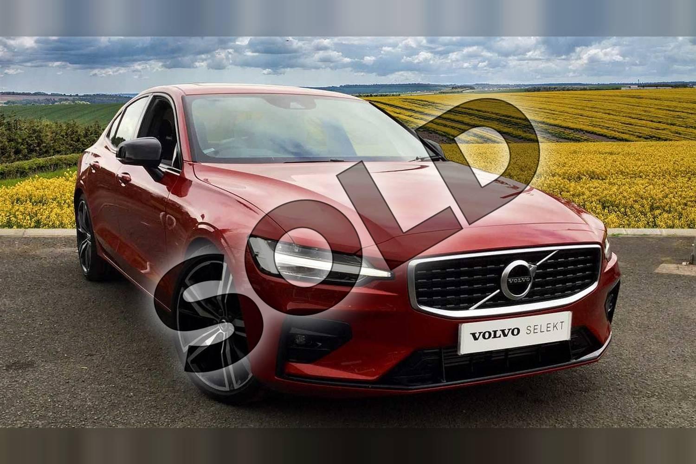 Volvo S60 2 0 T5 R DESIGN Edition 4dr Auto for sale at