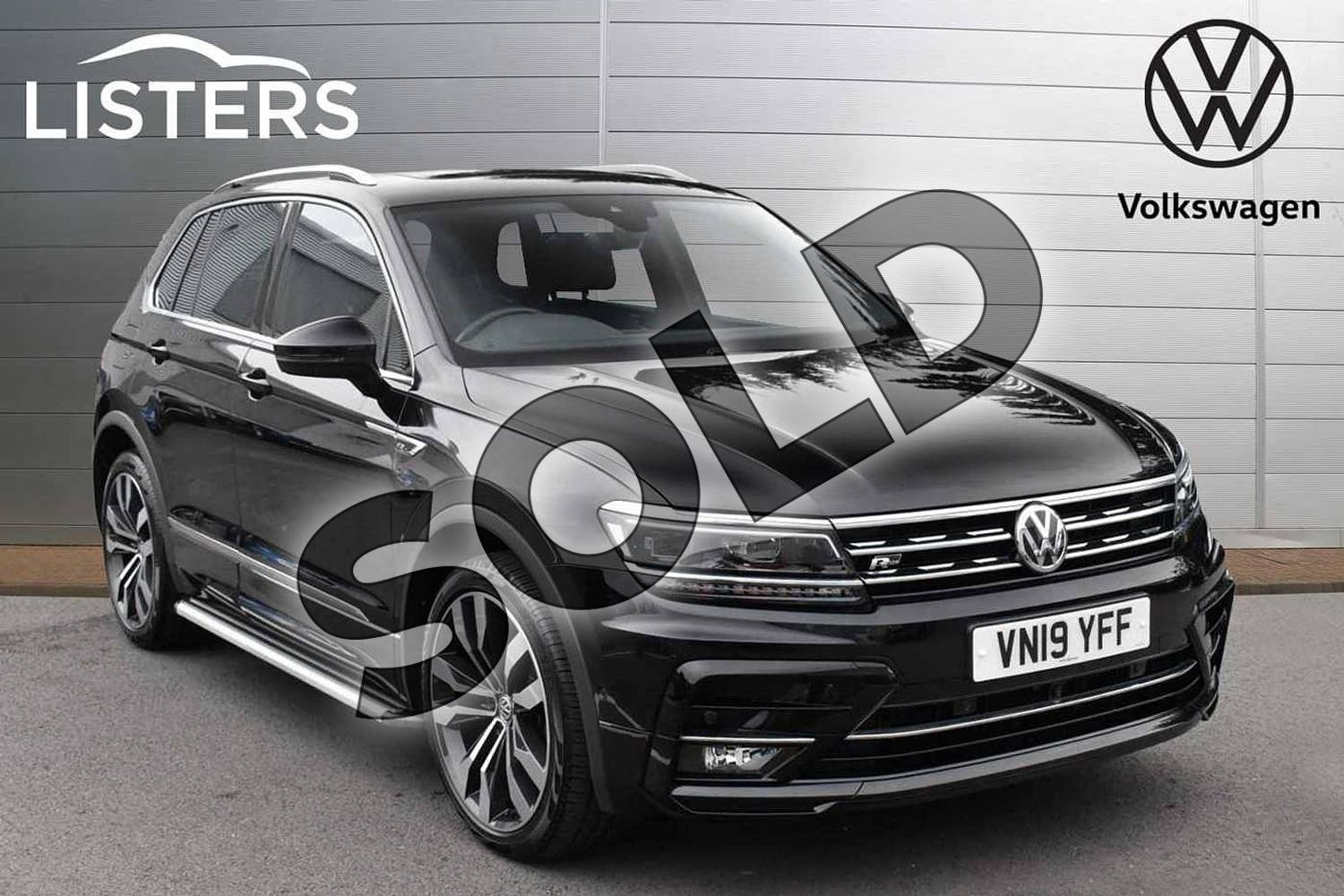 volkswagen tiguan diesel 2 0 tdi 150 4motion r line tech 5dr dsg for sale at listers volkswagen. Black Bedroom Furniture Sets. Home Design Ideas