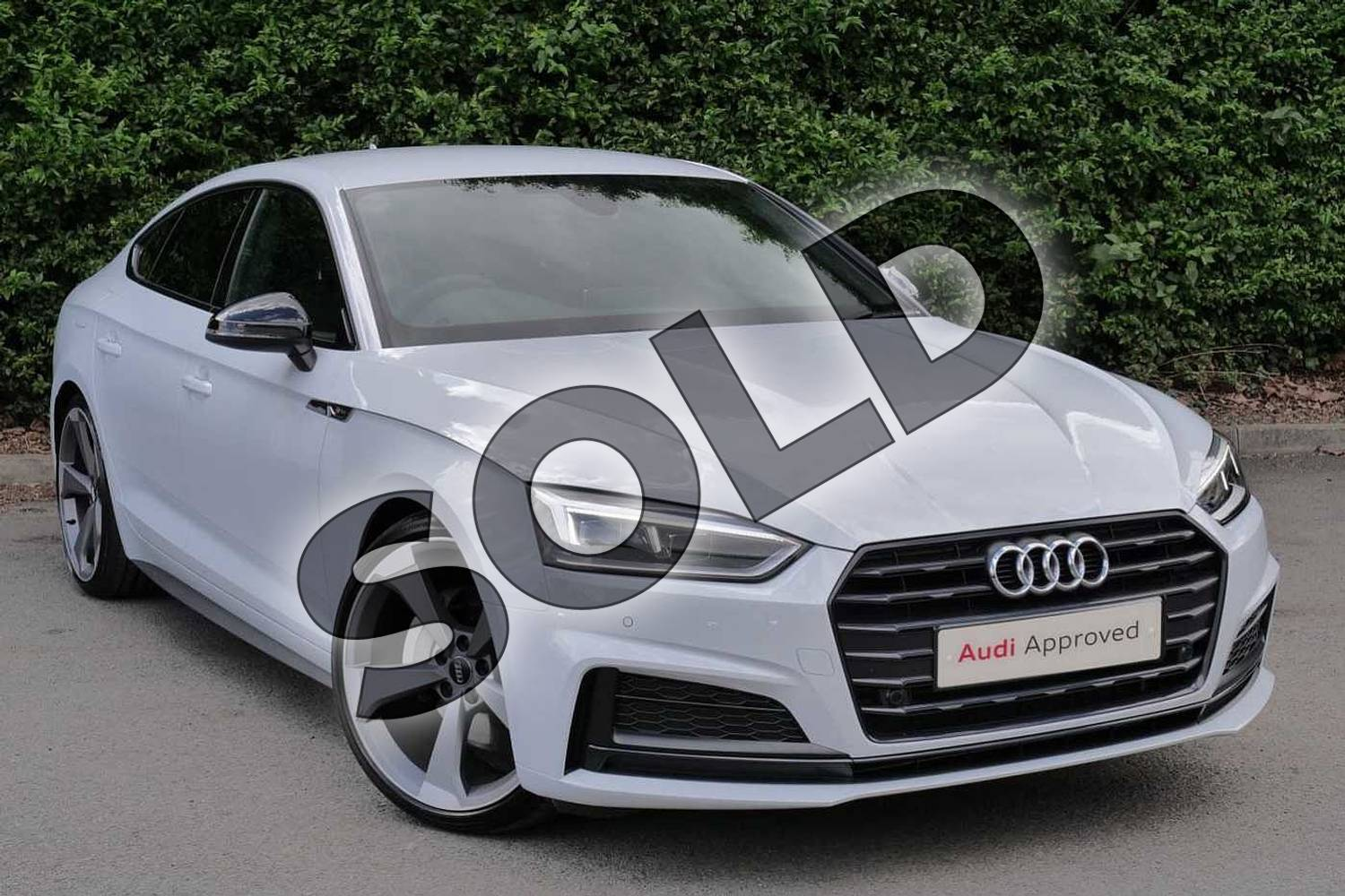 Audi A5 Diesel 40 TDI Black Edition 5dr S Tronic for sale ...