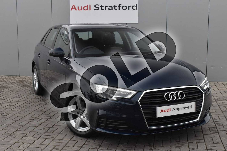 Audi A3 30 TDI 116 SE Technik 5dr S Tronic for sale at ...