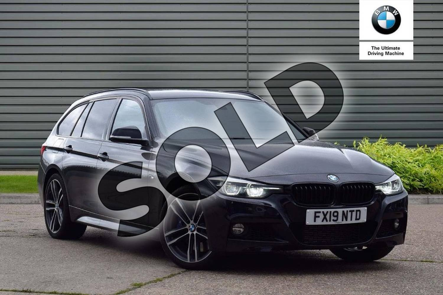 Bmw 3 Series Touring Special Edition 335d Xdrive M Sport Shadow
