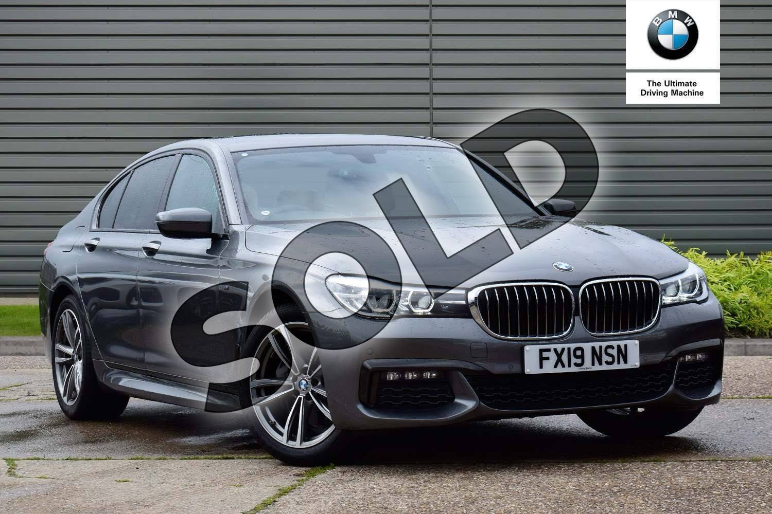 Bmw 7 Series Diesel 730d Xdrive M Sport 4dr Auto For Sale At Listers