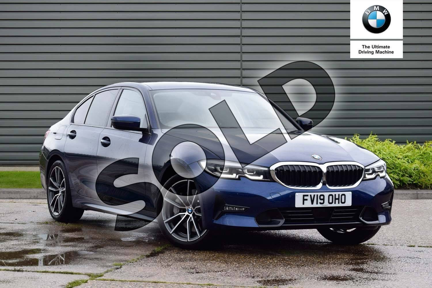 Bmw 3 Series 330i Sport 4dr Step Auto For Sale At Listers Boston