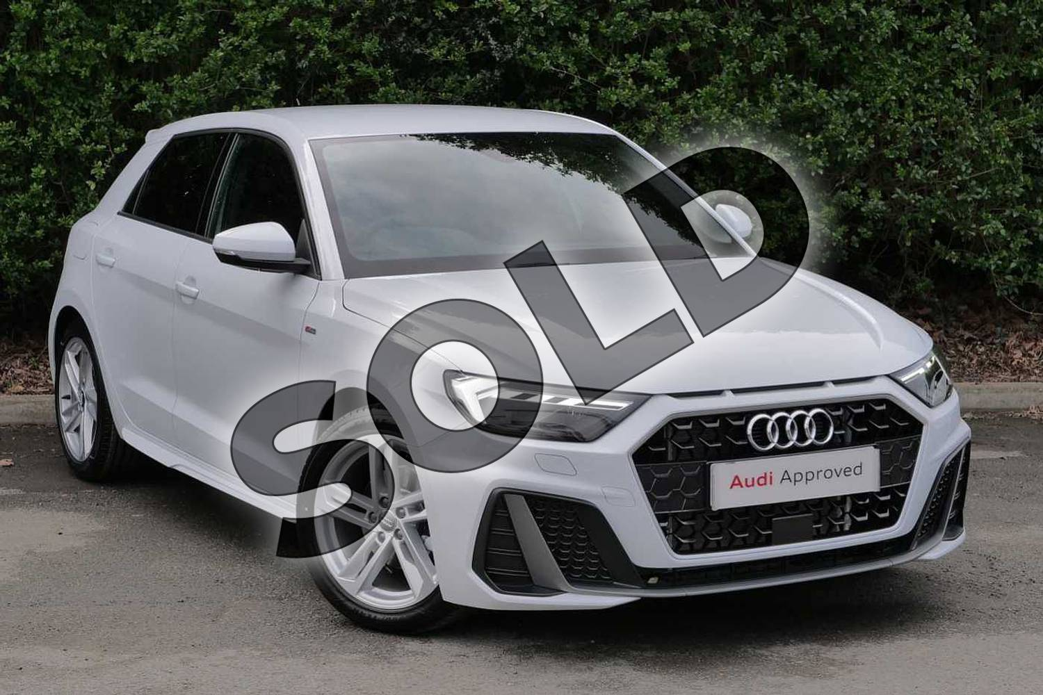 Audi A1 35 Tfsi S Line 5dr For Sale At Worcester Audi Ref 024
