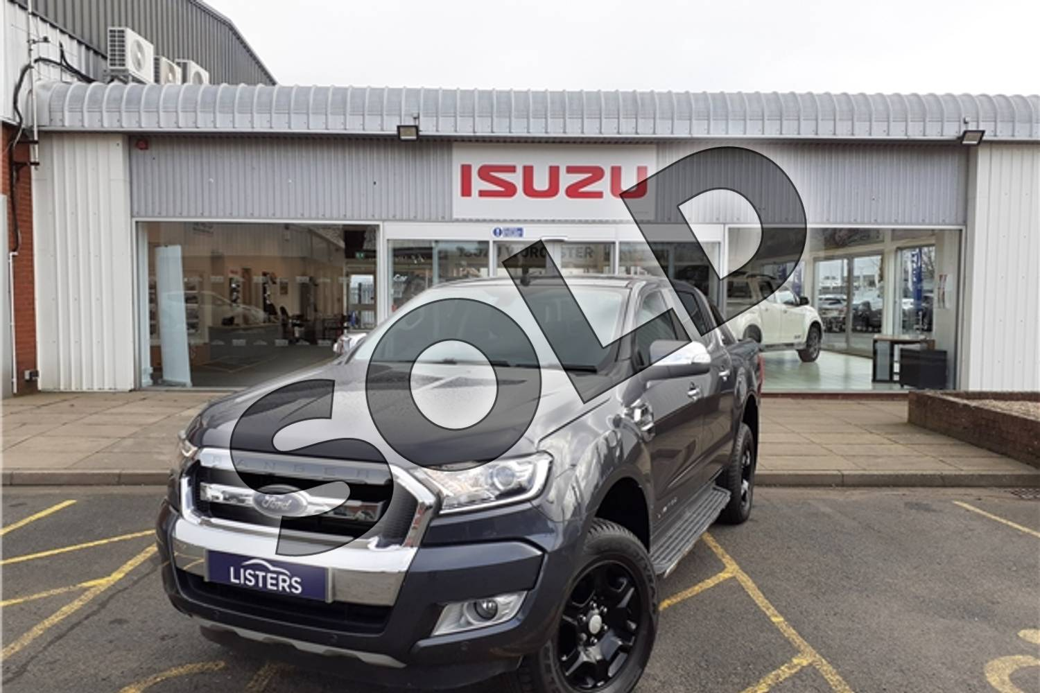 Ford Ranger Diesel >> Ford Ranger Diesel Special Edition Pick Up Double Cab
