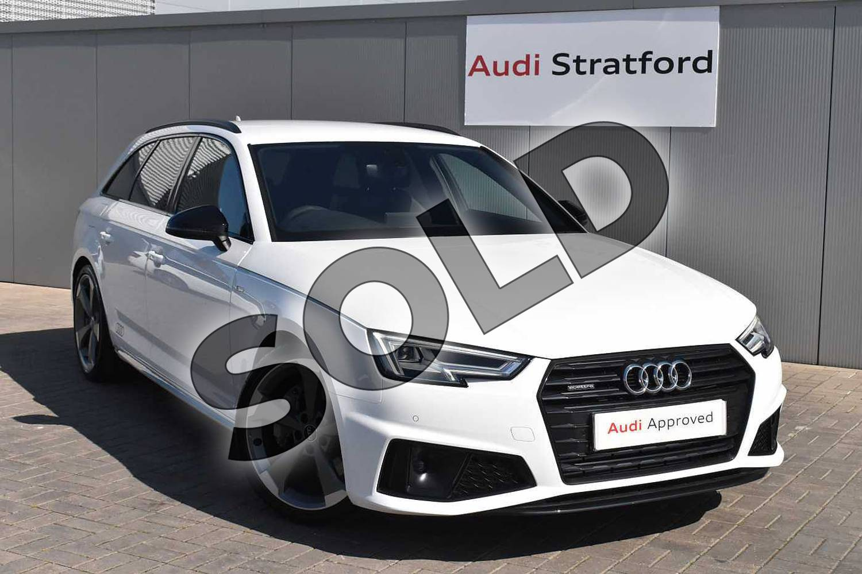 Audi A4 Avant 45 Tfsi Quattro Black Edition 5dr S Tronic Price