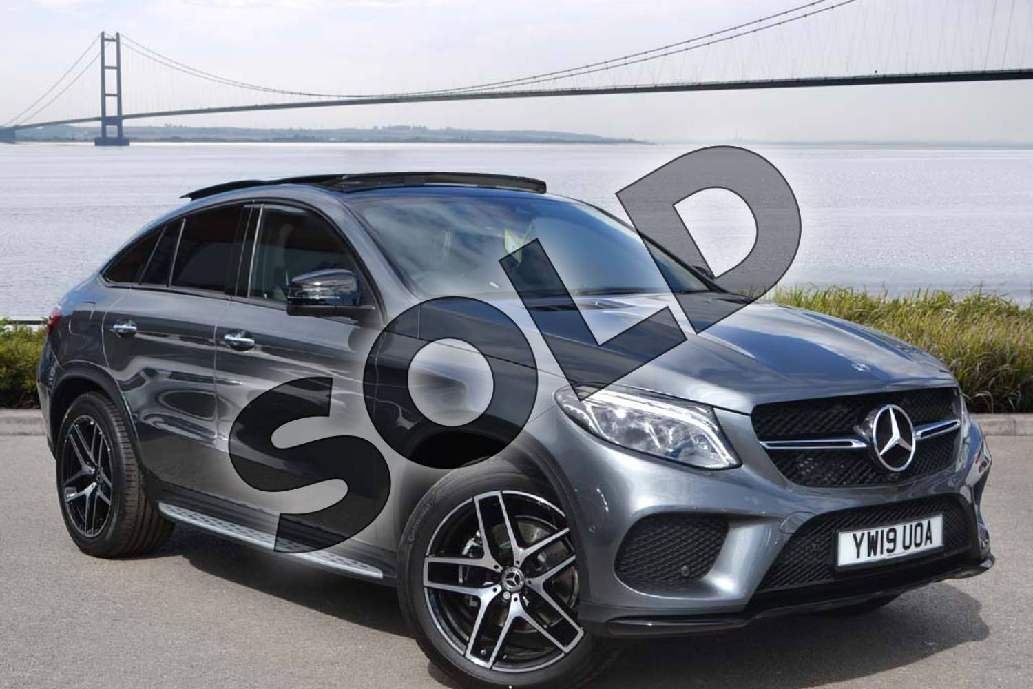 Mercedes-Benz GLE Coupe GLE Diesel GLE 350d 4Matic AMG ...