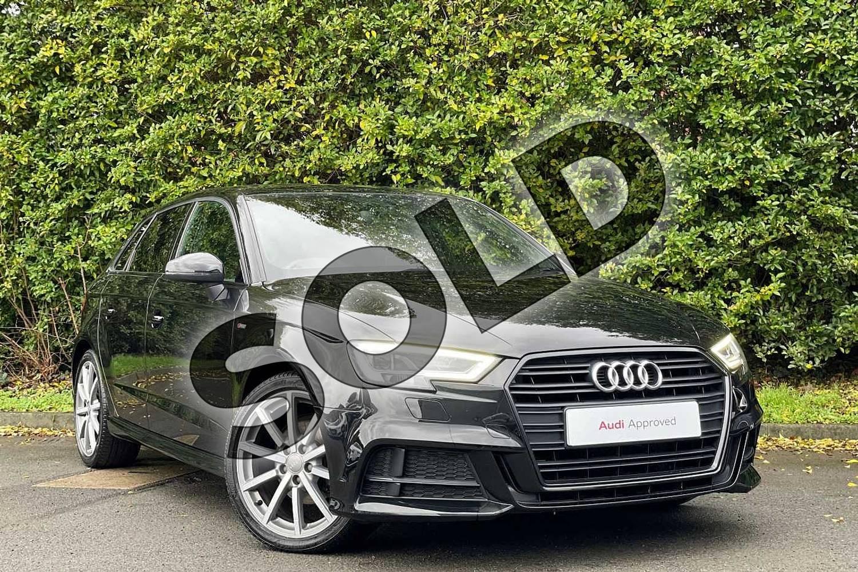 Audi A3 Sportback Black Edition >> Audi A3 Diesel 30 TDI 116 Black Edition 5dr for sale at ...