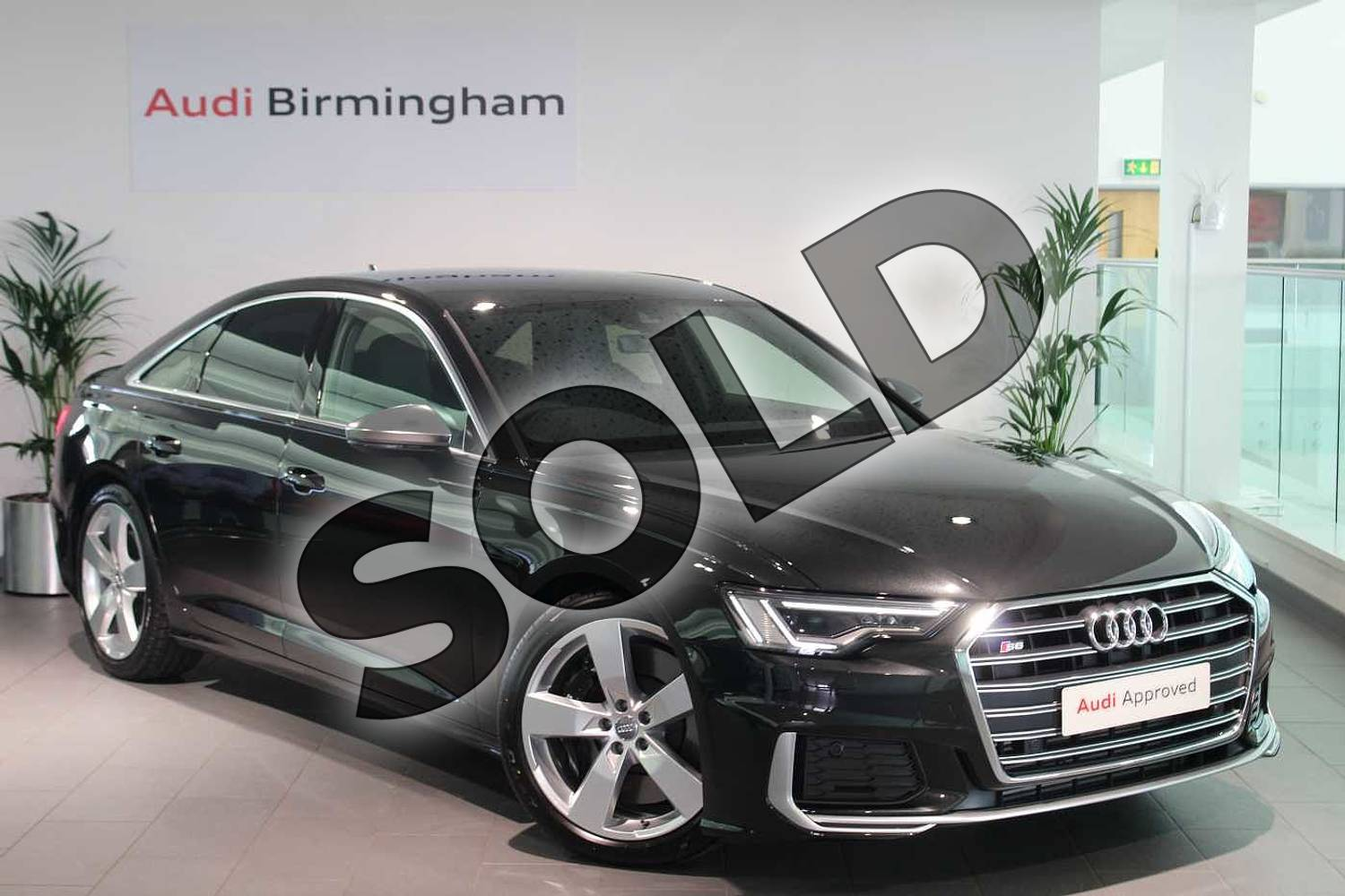 Audi A6 Diesel S6 TDI 349 Quattro 4dr Tip Auto for sale at