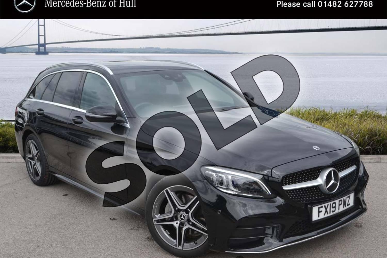 Mercedes-Benz C Class C180 AMG Line Premium 5dr Auto for ...