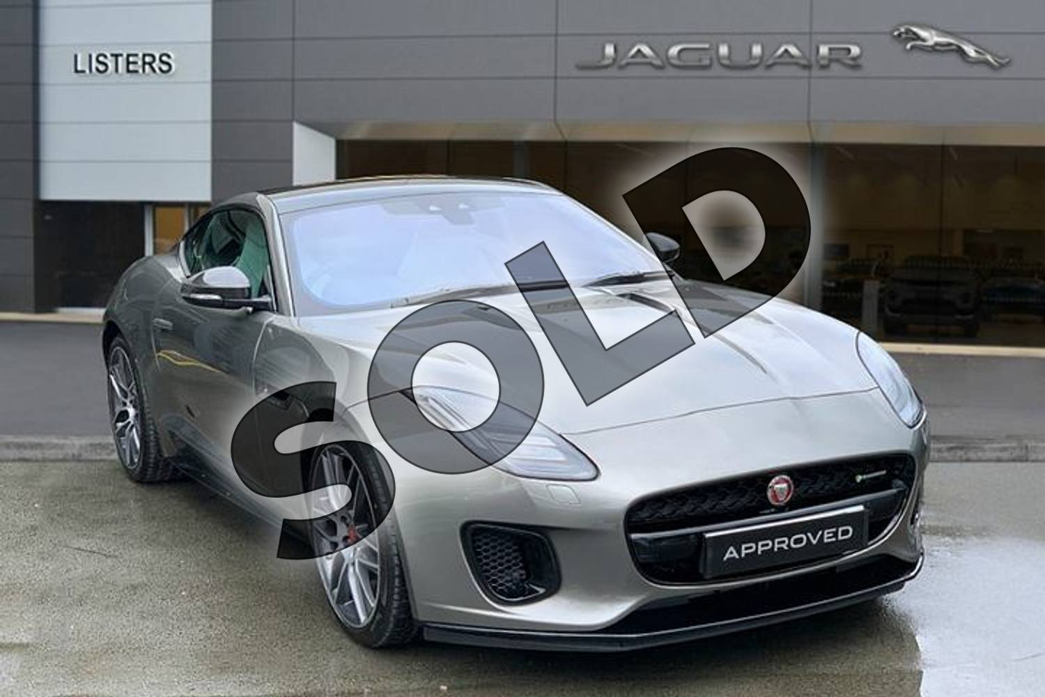 Jaguar F Type 3 0 380 Supercharged V6 R Dynamic 2dr