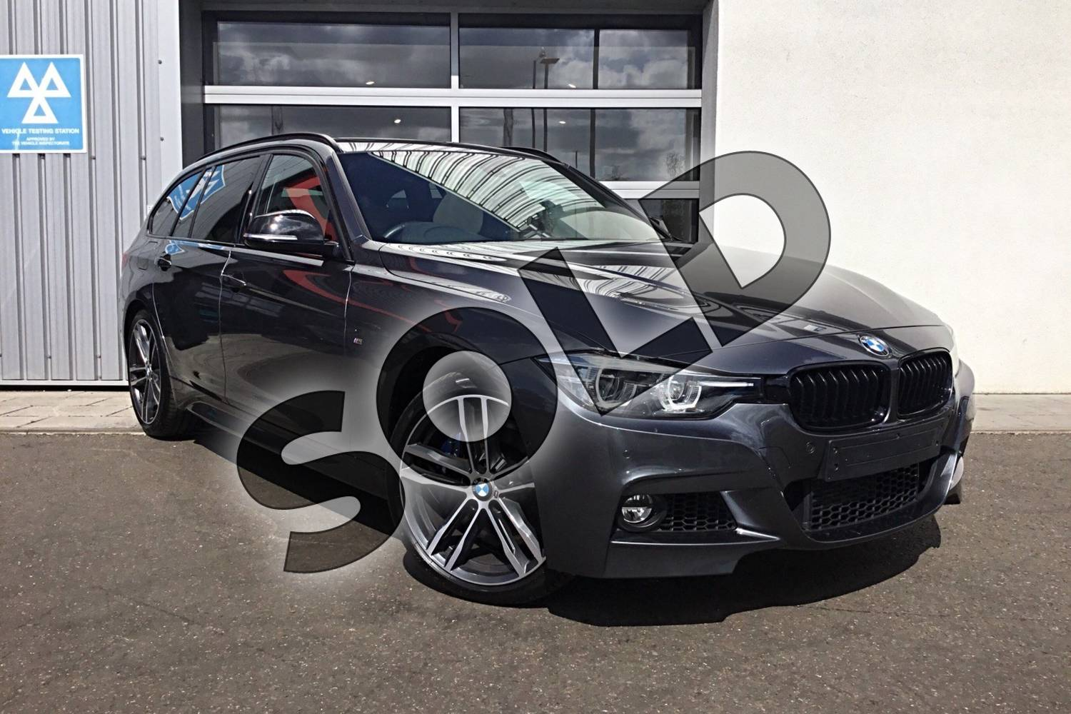 BMW 3 Series Touring Special Edition 335d xDrive M Sport
