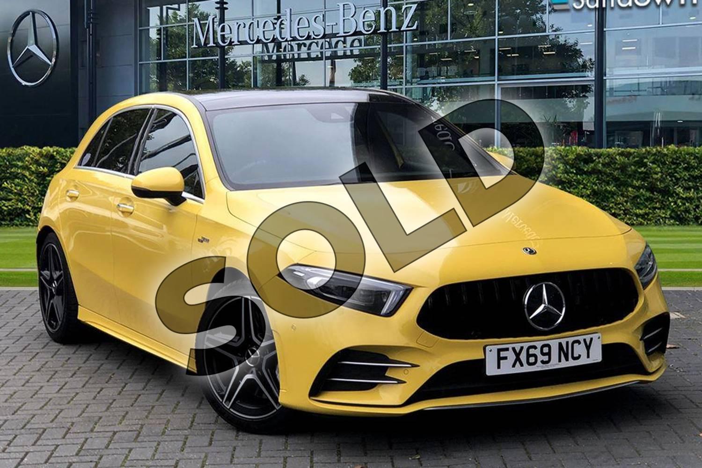 Mercedes-Benz A Class AMG A35 4Matic Premium Plus 5dr Auto ...