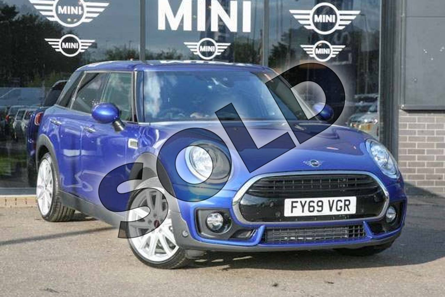 Mini Clubman 1 5 Cooper Sport 6dr Auto For Sale At Listers Boston Mini Ref 006 U074573