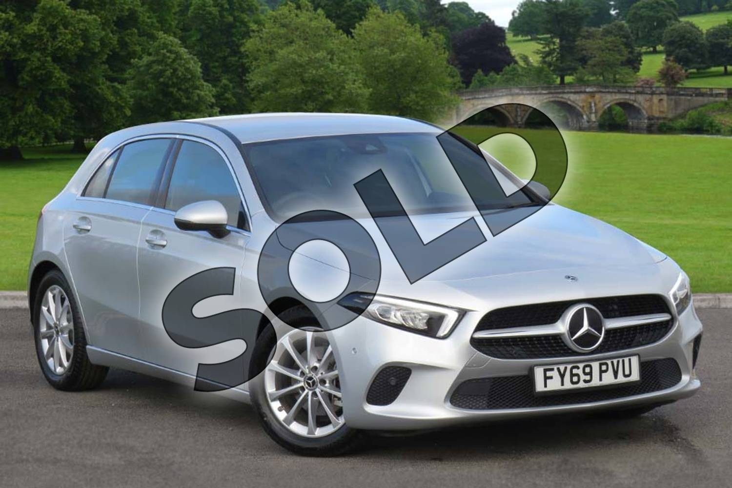 Mercedes-Benz A Class A180 Sport Executive 5dr for sale at Mercedes-Benz of Boston (Ref: 017 ...