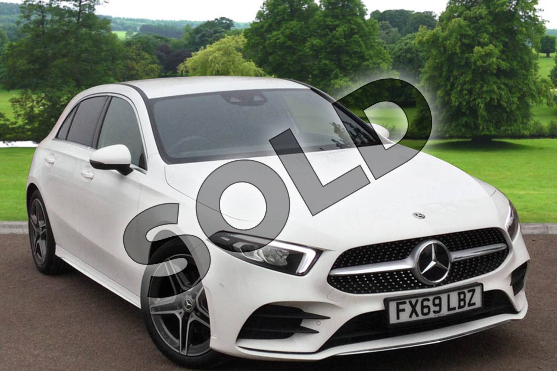Mercedes-Benz A Class A180 AMG Line Executive 5dr Auto for ...