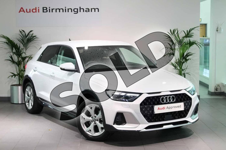 Audi A1 30 Tfsi Citycarver 5dr S Tronic For Sale At Birmingham Audi