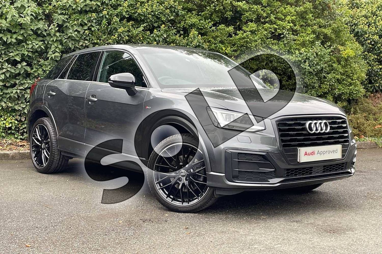 Audi Used Car Finance >> Audi Q2 35 TFSI Black Edition 5dr for sale at Coventry ...