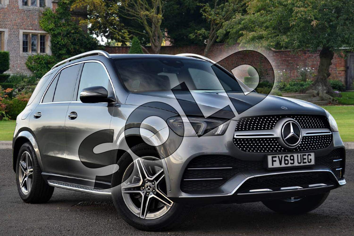 Mercedes-Benz GLE GLE 300d 4Matic AMG Line Premium 5dr 9G-Tronic for sale at Mercedes-Benz of ...