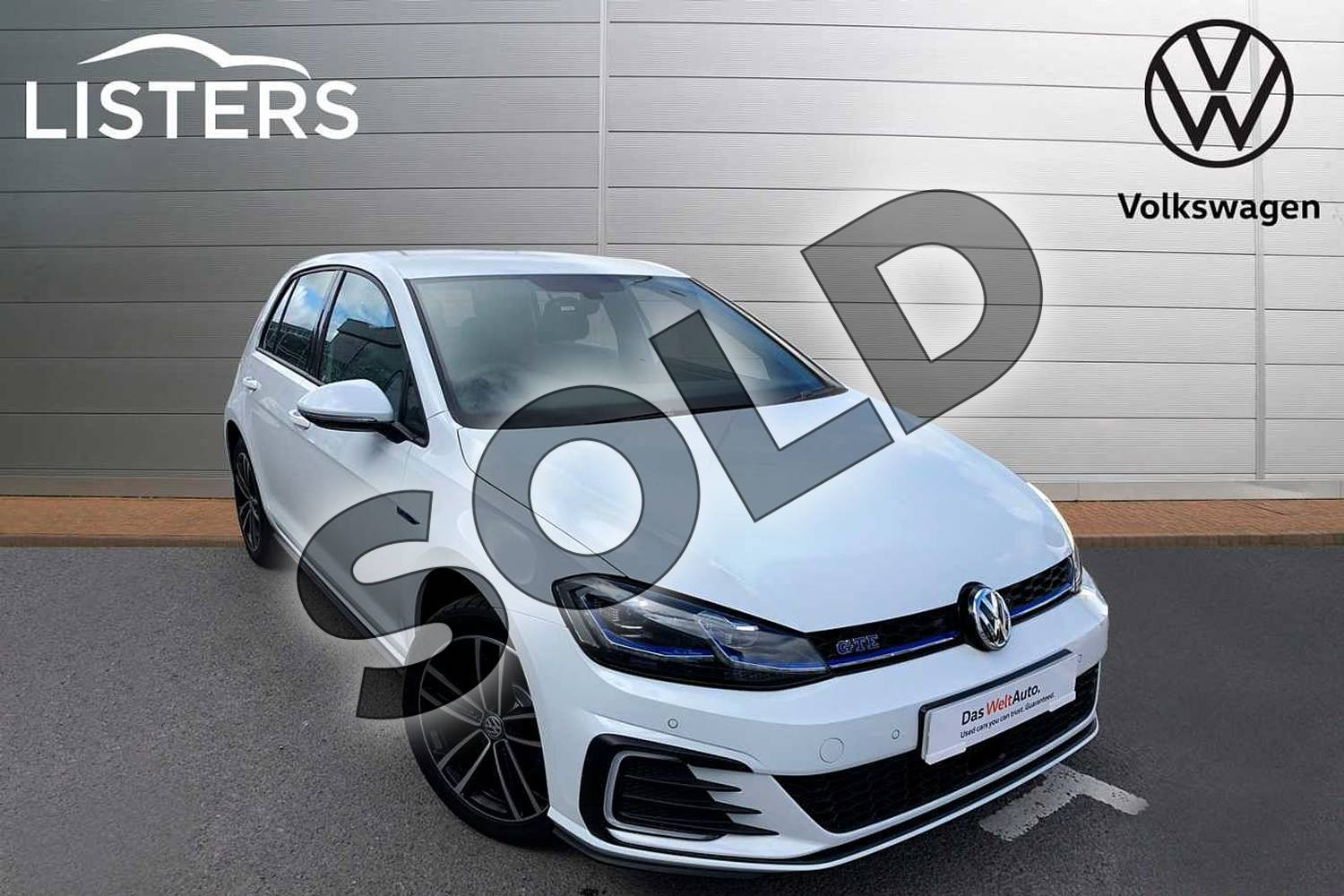 Volkswagen Golf 1 4 Tsi Gte 5dr Dsg For Sale At Listers