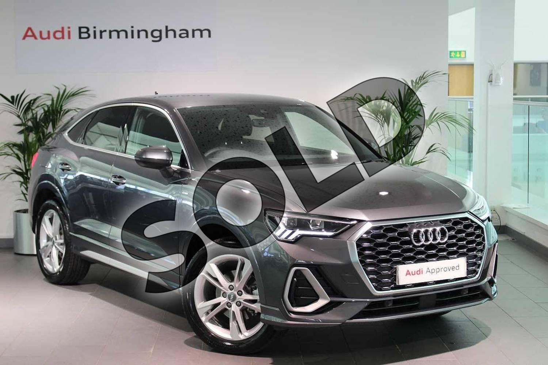 034 U271364 Audi Q3 35 Tdi S Line 5dr S Tronic For Sale At Birmingham Audi Ref