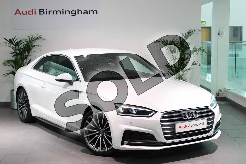 Audi A5 35 TFSI S Line 2dr S Tronic for sale at Birmingham ...