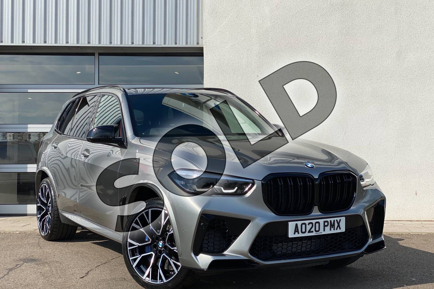 Bmw X5 M Xdrive X5 M Competition 5dr Step Auto For Sale At Listers King S Lynn Bmw Ref 031 U080251
