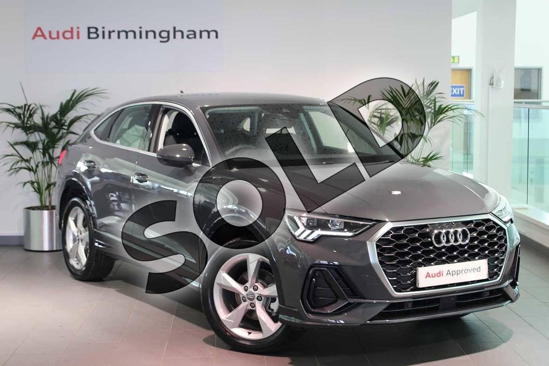 Audi Q3 35 Tfsi Sport 5dr For Sale At Birmingham Audi Ref 034 U271850