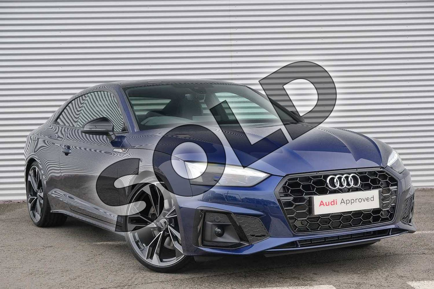 Audi A5 35 Tdi Edition 1 2dr S Tronic For Sale At Coventry Audi Ref 021 U167585