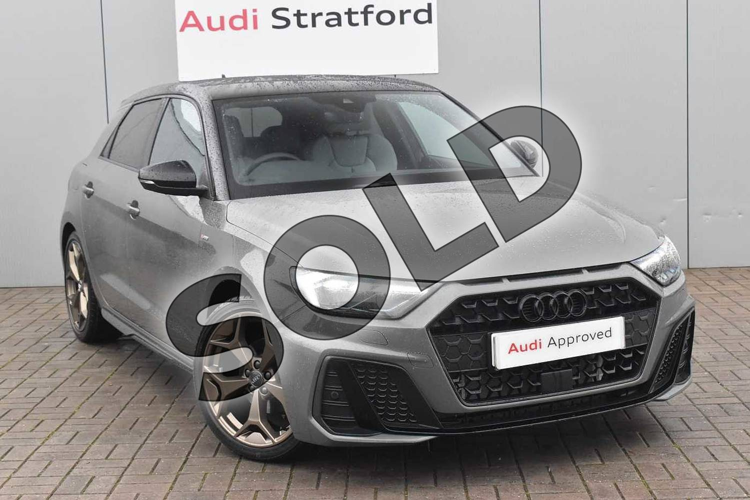 Audi A1 35 Tfsi S Line Style Edition 5dr S Tronic For Sale At Stratford Audi Ref 022 U062105