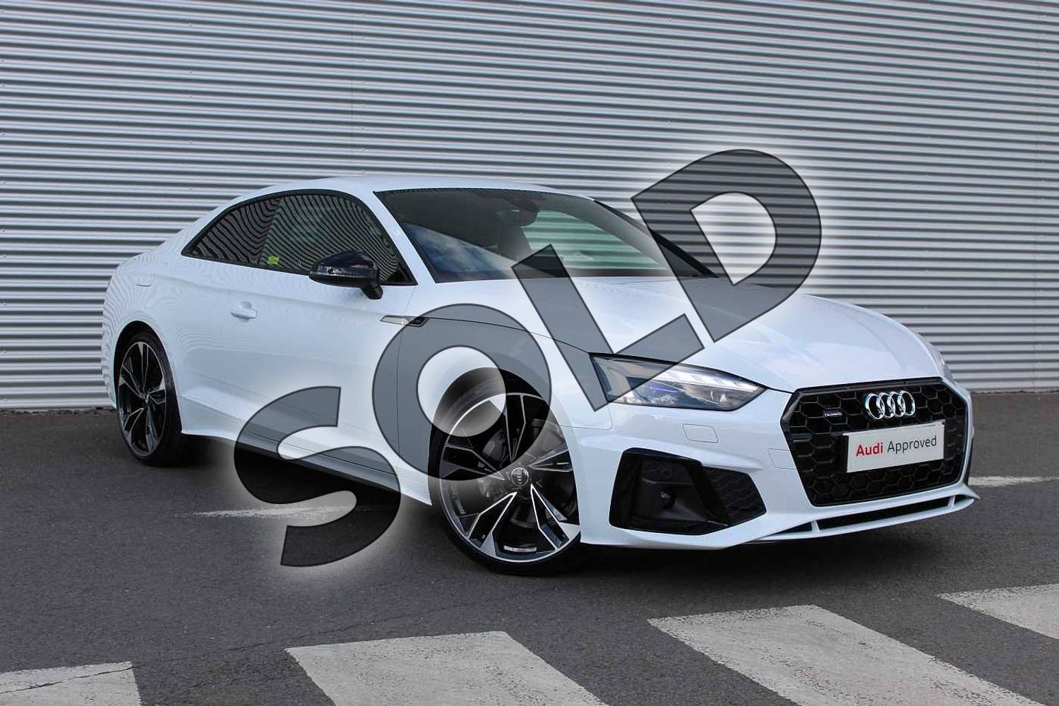 Audi A5 40 Tdi Quattro Edition 1 2dr S Tronic For Sale At Coventry Audi Ref 021 U167702
