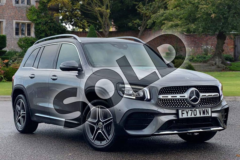 Mercedes-Benz GLB GLB 220d 4Matic AMG Line Prem 5dr 8G-Tron (5 seat) for sale at Mercedes-Benz ...