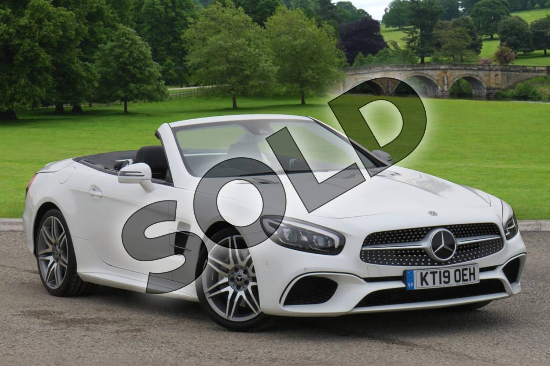 Mercedes-Benz SL Class SL 500 AMG Line Premium 2dr 9G ...