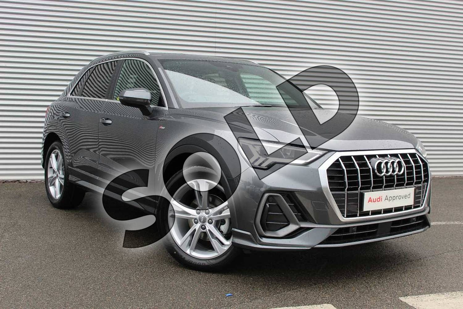 Audi Q3 35 Tdi S Line 5dr S Tronic For Sale At Coventry Audi Ref 021 U167739