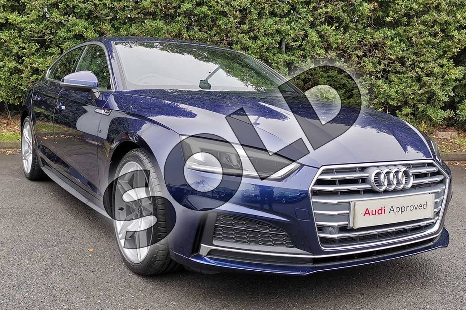 Audi A5 40 Tdi S Line 5dr S Tronic For Sale At Worcester Audi Ref 024 U461755