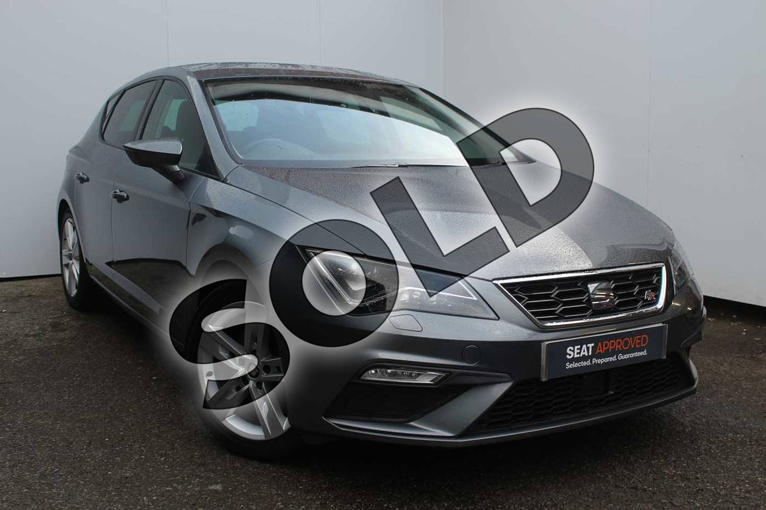SEAT Leon 1.4 EcoTSI 150 FR Technology 5dr for sale at ...