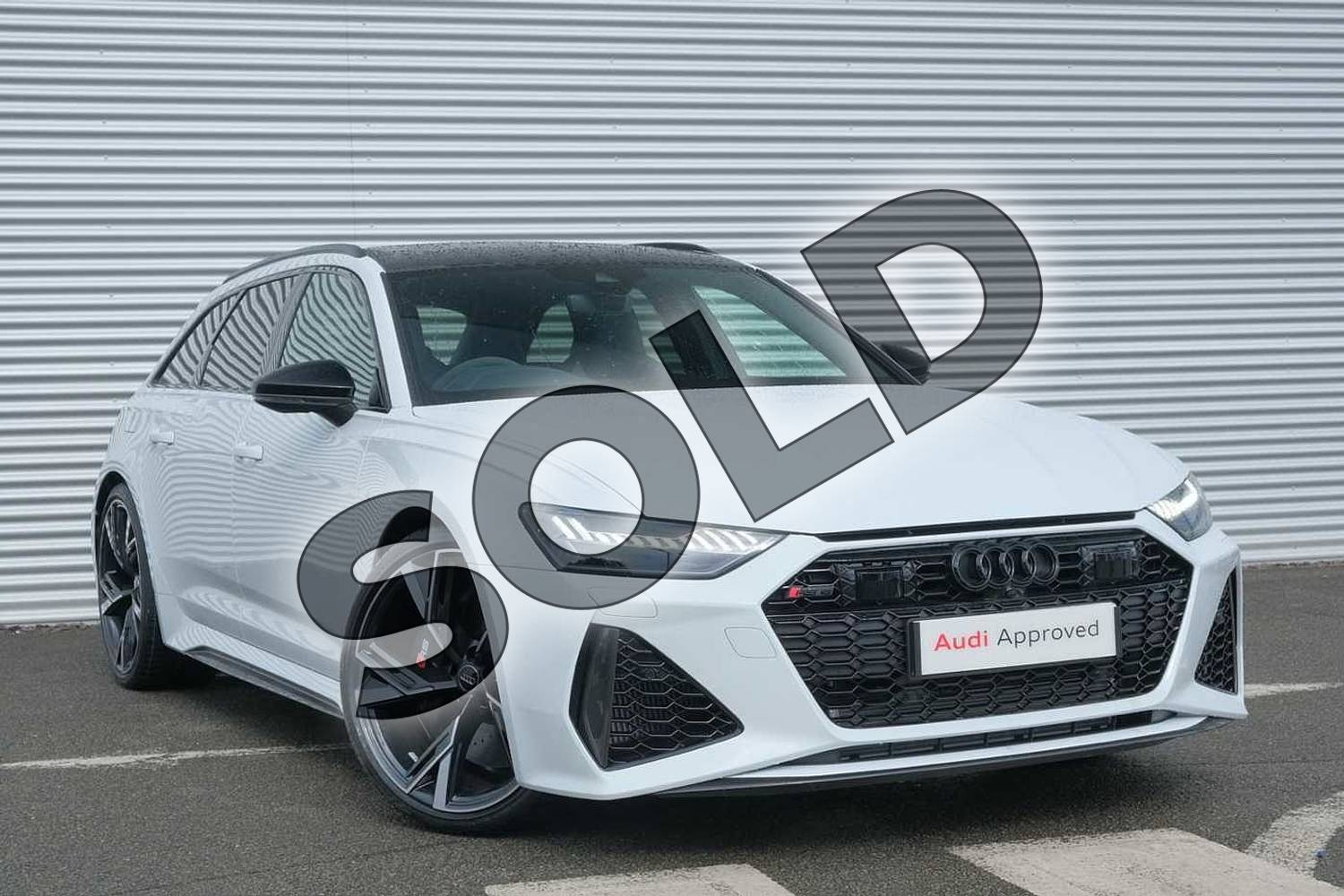 Audi Rs6 Rs 6 Tfsi Quattro Carbon Black 5dr Tiptronic For Sale At Coventry Audi Ref 021 U167737