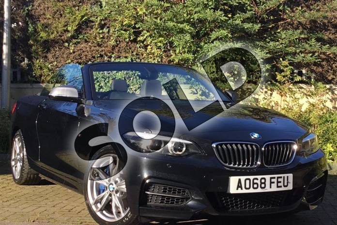 BMW 2 Series Convertible Convertible M240i 2dr (Nav) Step Auto