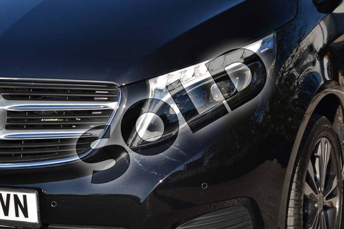 Image twelve of this 2018 Mercedes-Benz V Class Diesel Estate Diesel V220 d Sport 5dr Auto (Long) in obsidian black metallic at Mercedes-Benz of Lincoln