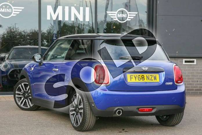 Image two of this 2018 MINI Hatchback 1.5 Cooper II 3dr in Starlight Blue at Listers Boston (MINI)