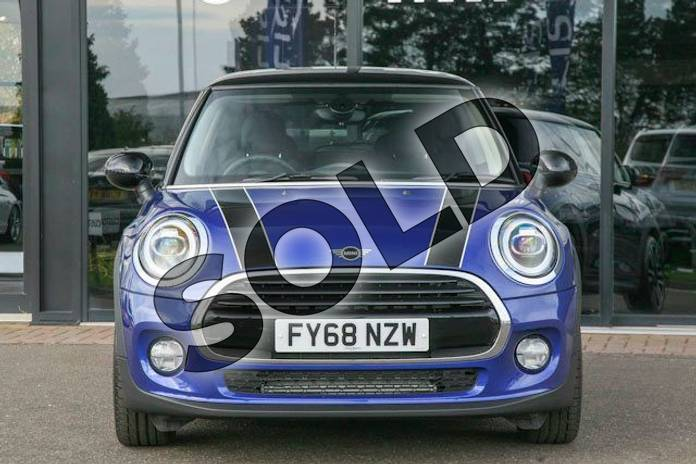 Image eleven of this 2018 MINI Hatchback 1.5 Cooper II 3dr in Starlight Blue at Listers Boston (MINI)