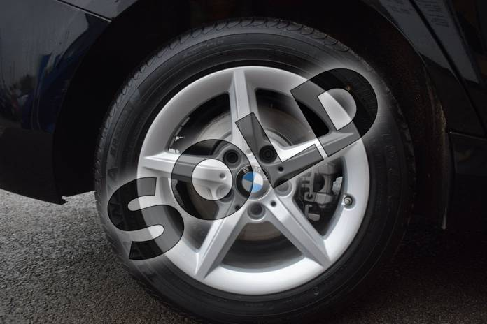 Image eighteen of this 2018 BMW 1 Series Hatchback 118i (1.5) SE 5dr in Jet Black at Listers Boston (BMW)