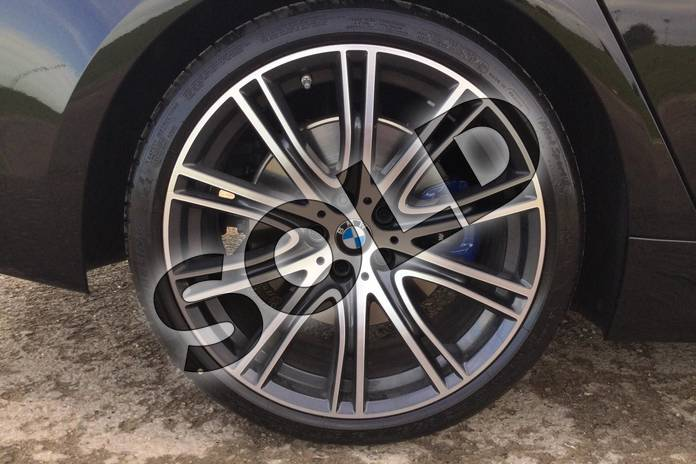 Image eight of this 2018 BMW 5 Series Saloon 530i M Sport 4dr Auto in Black Sapphire metallic paint at Listers Boston (BMW)
