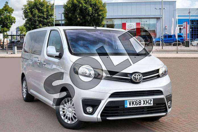 Toyota PROACE VERSO Diesel Estate Diesel 1.6D Shuttle Medium 5dr