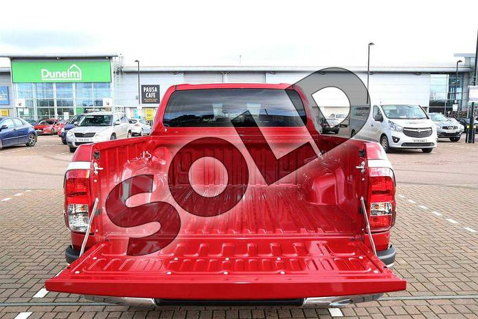 Image twelve of this 2018 Toyota Hilux Diesel Diesel Invincible X D/Cab Pick Up 2.4 D-4D Auto in Crimson Red at Listers Toyota Cheltenham